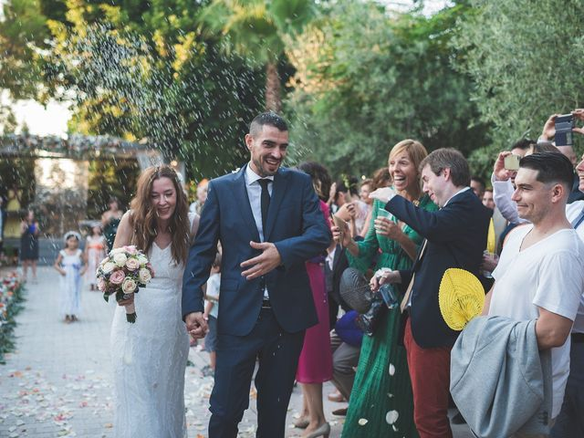 La boda de Jaume y Nuria en Vila-real/villarreal, Castellón 94