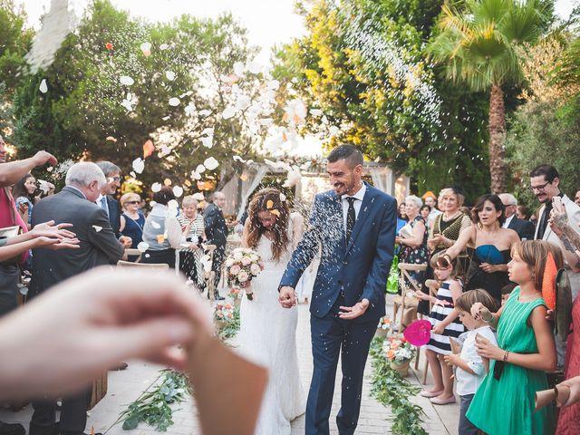 La boda de Jaume y Nuria en Vila-real/villarreal, Castellón 95