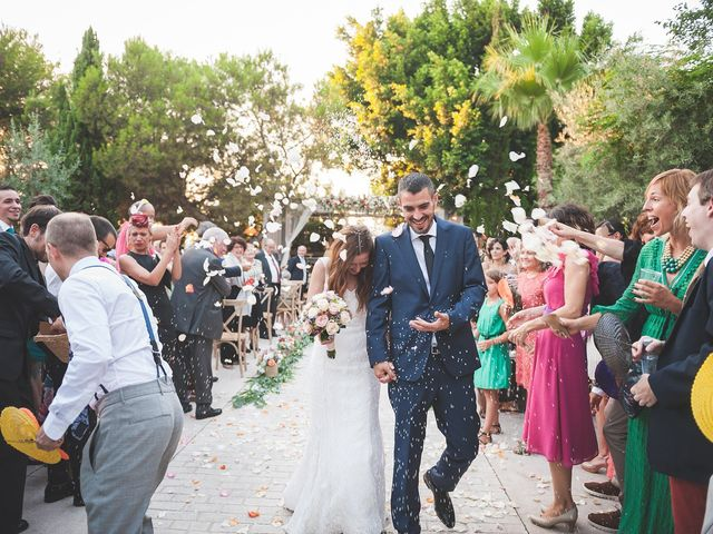 La boda de Jaume y Nuria en Vila-real/villarreal, Castellón 2