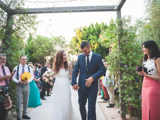 La boda de Jaume y Nuria en Vila-real/villarreal, Castellón 96