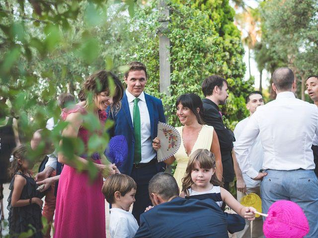 La boda de Jaume y Nuria en Castelló/castellón De La Plana, Castellón 61