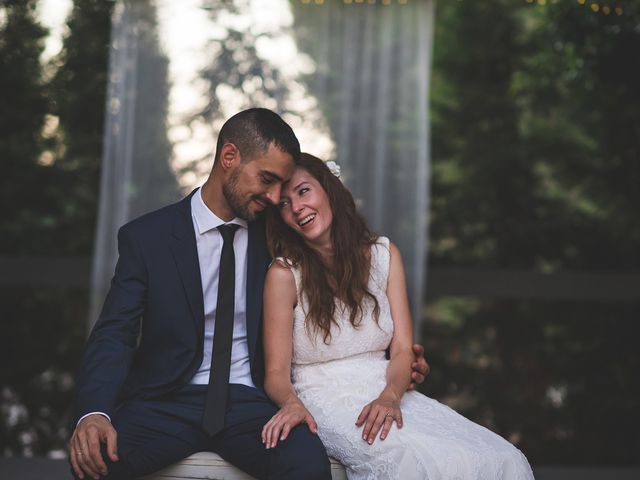 La boda de Jaume y Nuria en Castelló/castellón De La Plana, Castellón 60