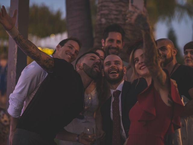 La boda de Jaume y Nuria en Castelló/castellón De La Plana, Castellón 46