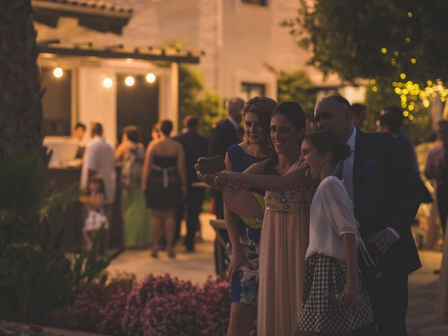 La boda de Jaume y Nuria en Castelló/castellón De La Plana, Castellón 45