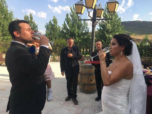 La boda de Carolina  y Ferran
