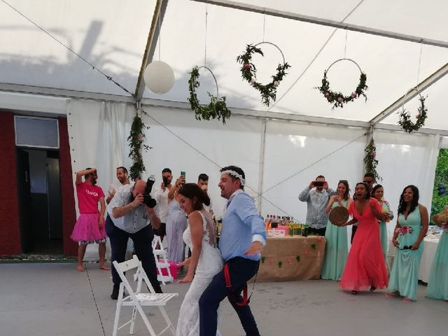 La boda de Alejandro y Lina en A Coruña, A Coruña 8