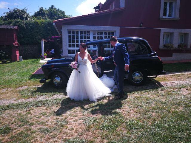 La boda de Alejandro y Lina en A Coruña, A Coruña 1