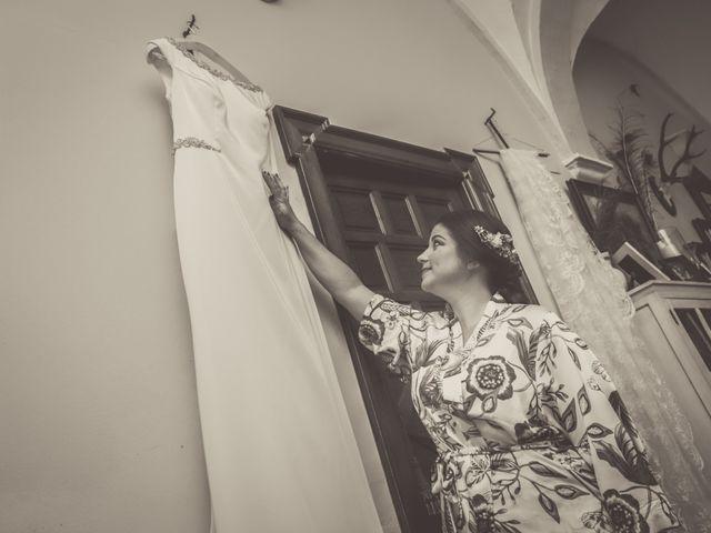 La boda de Mario y Esther en Carmona, Sevilla 11