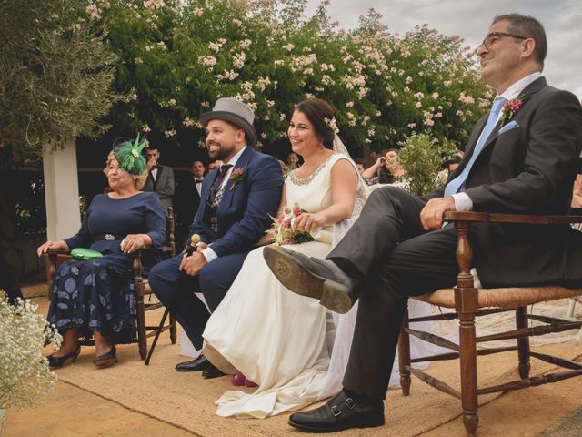 La boda de Mario y Esther en Carmona, Sevilla 21