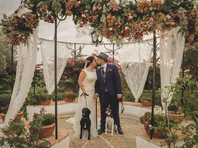 La boda de Mario y Esther en Carmona, Sevilla 2