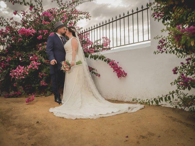 La boda de Mario y Esther en Carmona, Sevilla 25