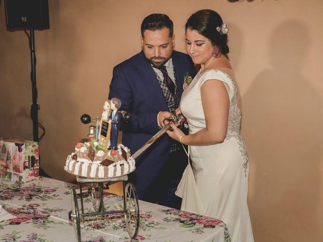 La boda de Mario y Esther en Carmona, Sevilla 33