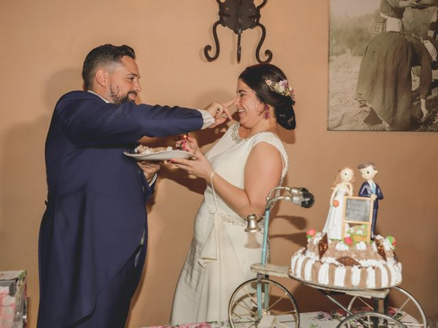 La boda de Mario y Esther en Carmona, Sevilla 34