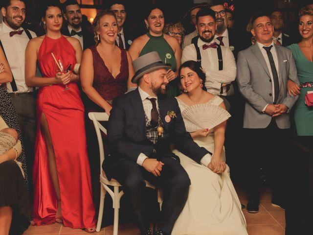 La boda de Mario y Esther en Carmona, Sevilla 35