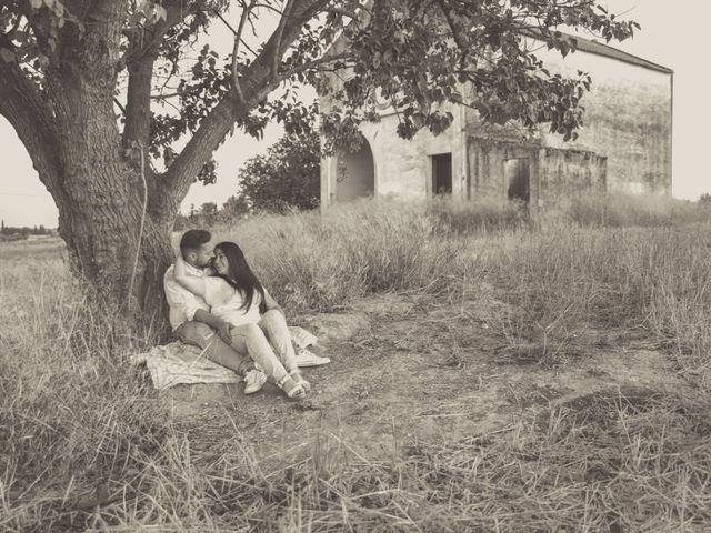 La boda de Mario y Esther en Carmona, Sevilla 44