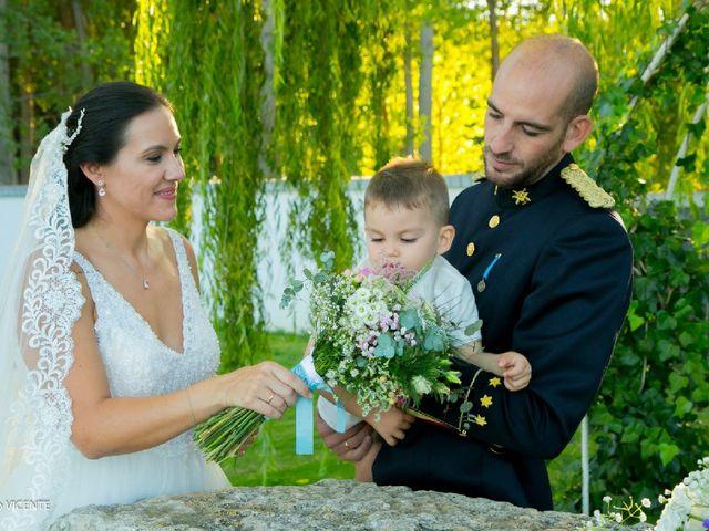 La boda de Fernando y Patricia en Ciudad Rodrigo, Salamanca 8