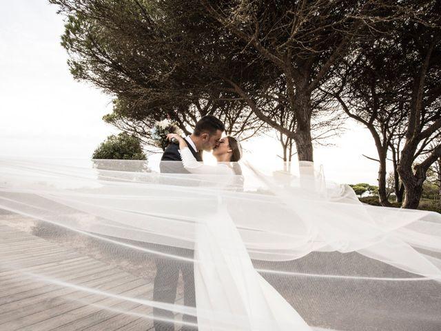 La boda de Nora y Jose A