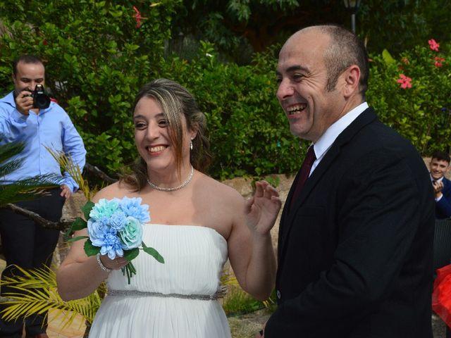 La boda de Ester y Jose