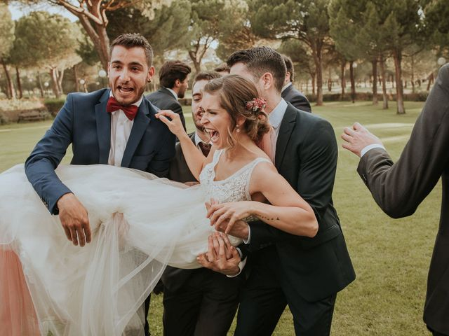 La boda de Eduardo y Virginia en Valladolid, Valladolid 110