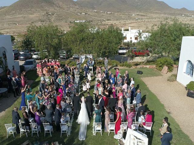 La boda de Nayra y Arturo en Boca De Los Frailes, Almería 4