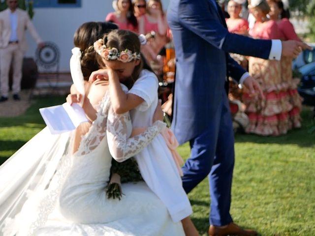 La boda de Nayra y Arturo en Boca De Los Frailes, Almería 5