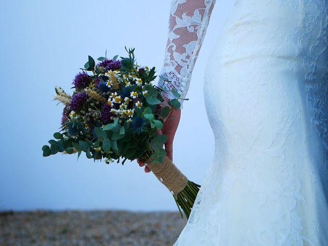 La boda de Nayra y Arturo en Boca De Los Frailes, Almería 10