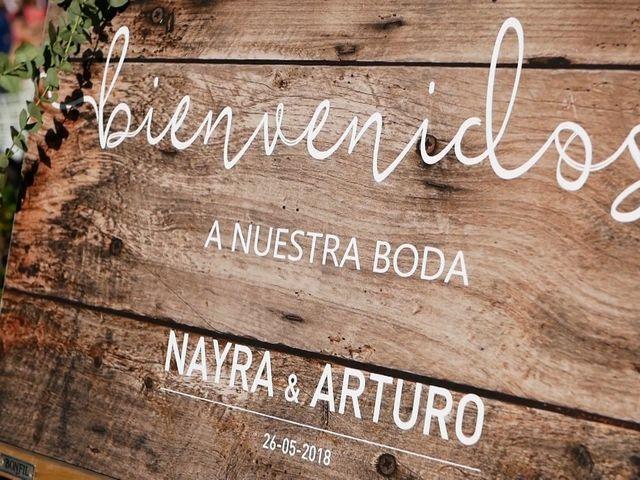 La boda de Nayra y Arturo en Boca De Los Frailes, Almería 13
