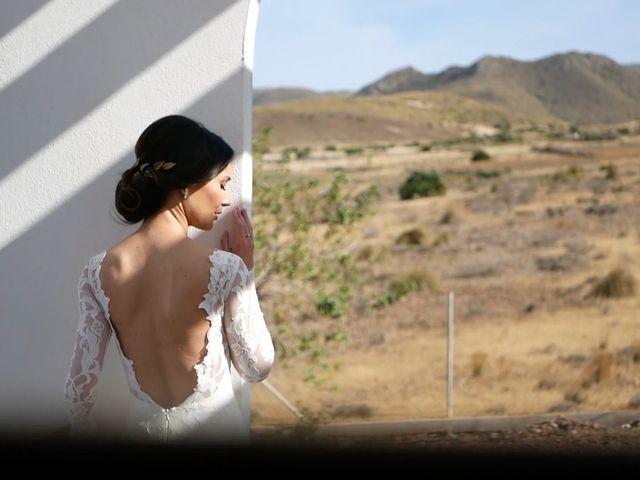 La boda de Nayra y Arturo en Boca De Los Frailes, Almería 14