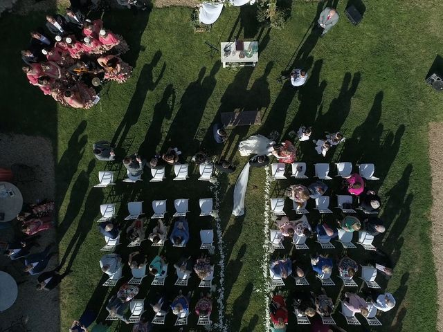 La boda de Nayra y Arturo en Boca De Los Frailes, Almería 16