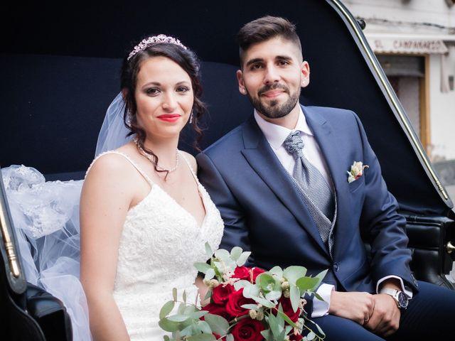 La boda de Ana Mari y José Antonio