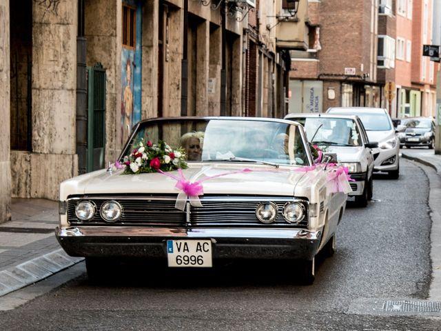 La boda de Daniel y Maria en Magaz, Palencia 7