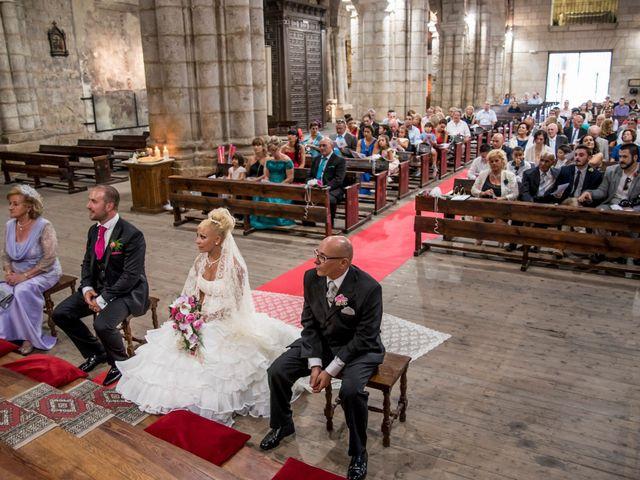 La boda de Daniel y Maria en Magaz, Palencia 9