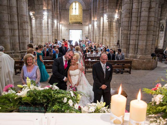 La boda de Daniel y Maria en Magaz, Palencia 11