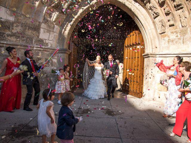 La boda de Daniel y Maria en Magaz, Palencia 12