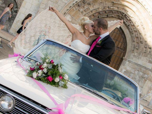 La boda de Daniel y Maria en Magaz, Palencia 13