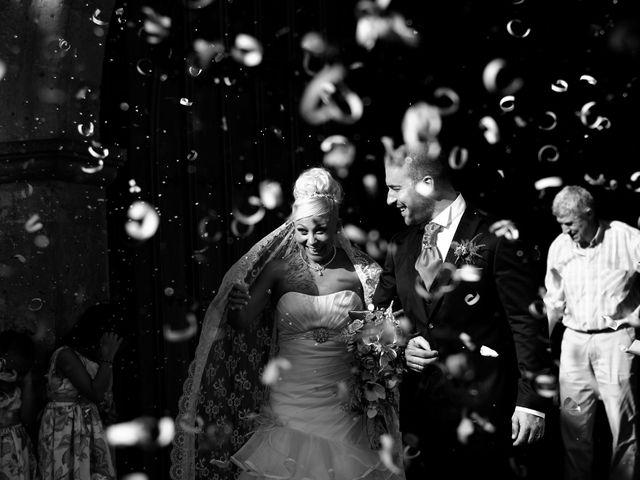 La boda de Daniel y Maria en Magaz, Palencia 14