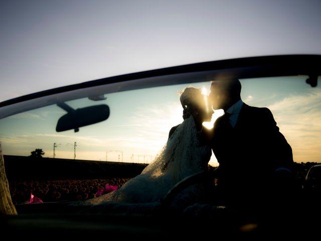 La boda de Daniel y Maria en Magaz, Palencia 20