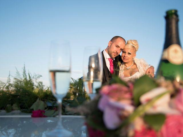 La boda de Daniel y Maria en Magaz, Palencia 21