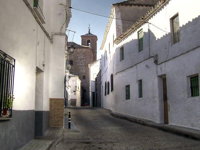 La boda de Viky y Ivan en Ocaña, Almería 4