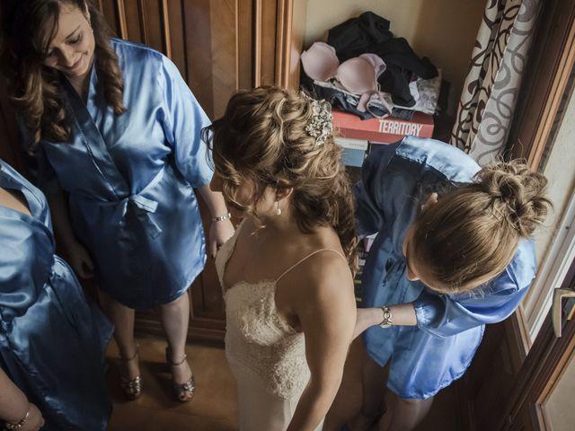 La boda de Viky y Ivan en Ocaña, Almería 18