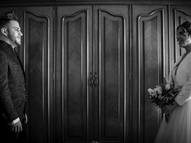 La boda de Viky y Ivan en Ocaña, Almería 30