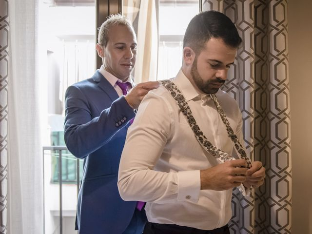La boda de Viky y Ivan en Ocaña, Almería 38