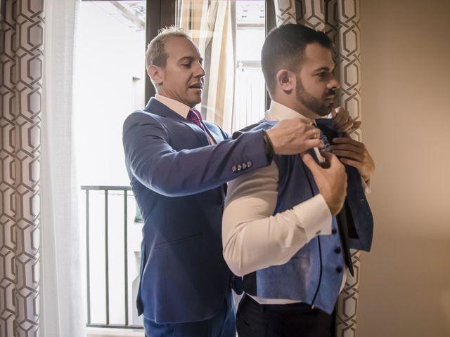 La boda de Viky y Ivan en Ocaña, Almería 39