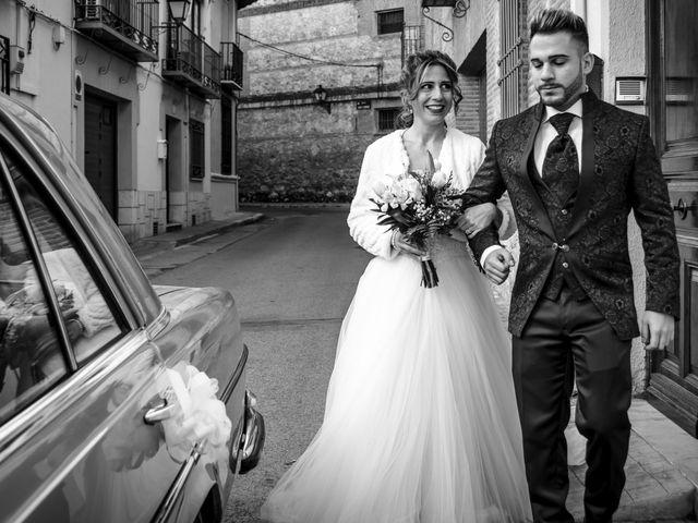 La boda de Viky y Ivan en Ocaña, Almería 56