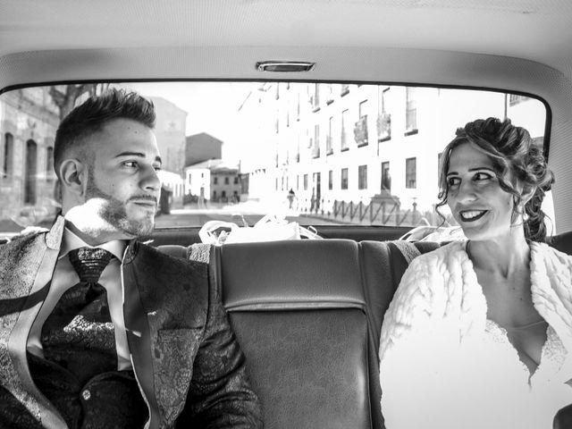 La boda de Viky y Ivan en Ocaña, Almería 57