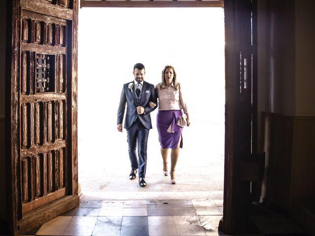 La boda de Viky y Ivan en Ocaña, Almería 59
