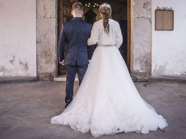 La boda de Viky y Ivan en Ocaña, Almería 60
