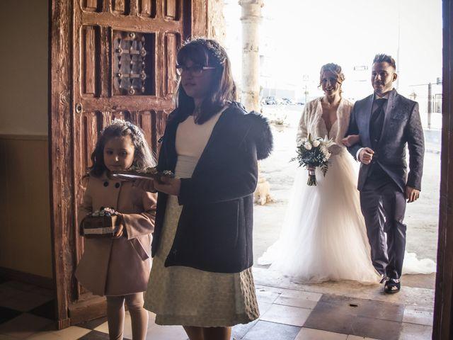La boda de Viky y Ivan en Ocaña, Almería 61