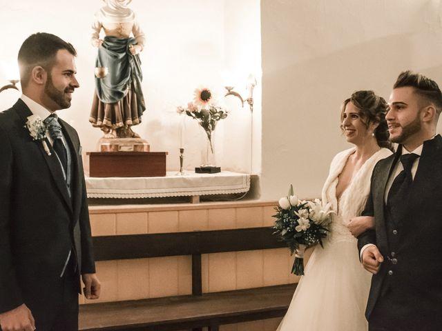 La boda de Viky y Ivan en Ocaña, Almería 64