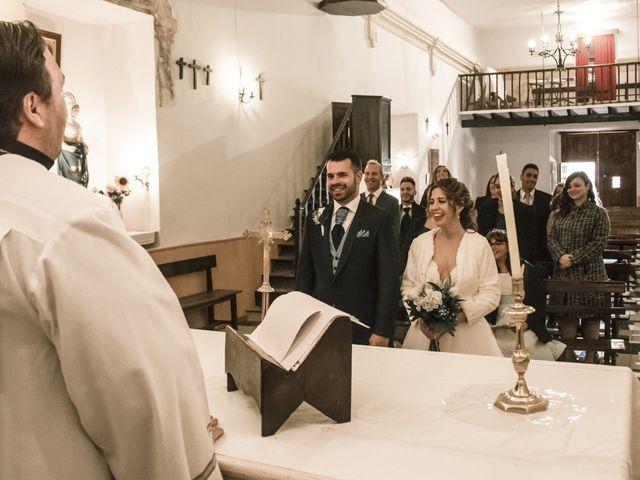 La boda de Viky y Ivan en Ocaña, Almería 65